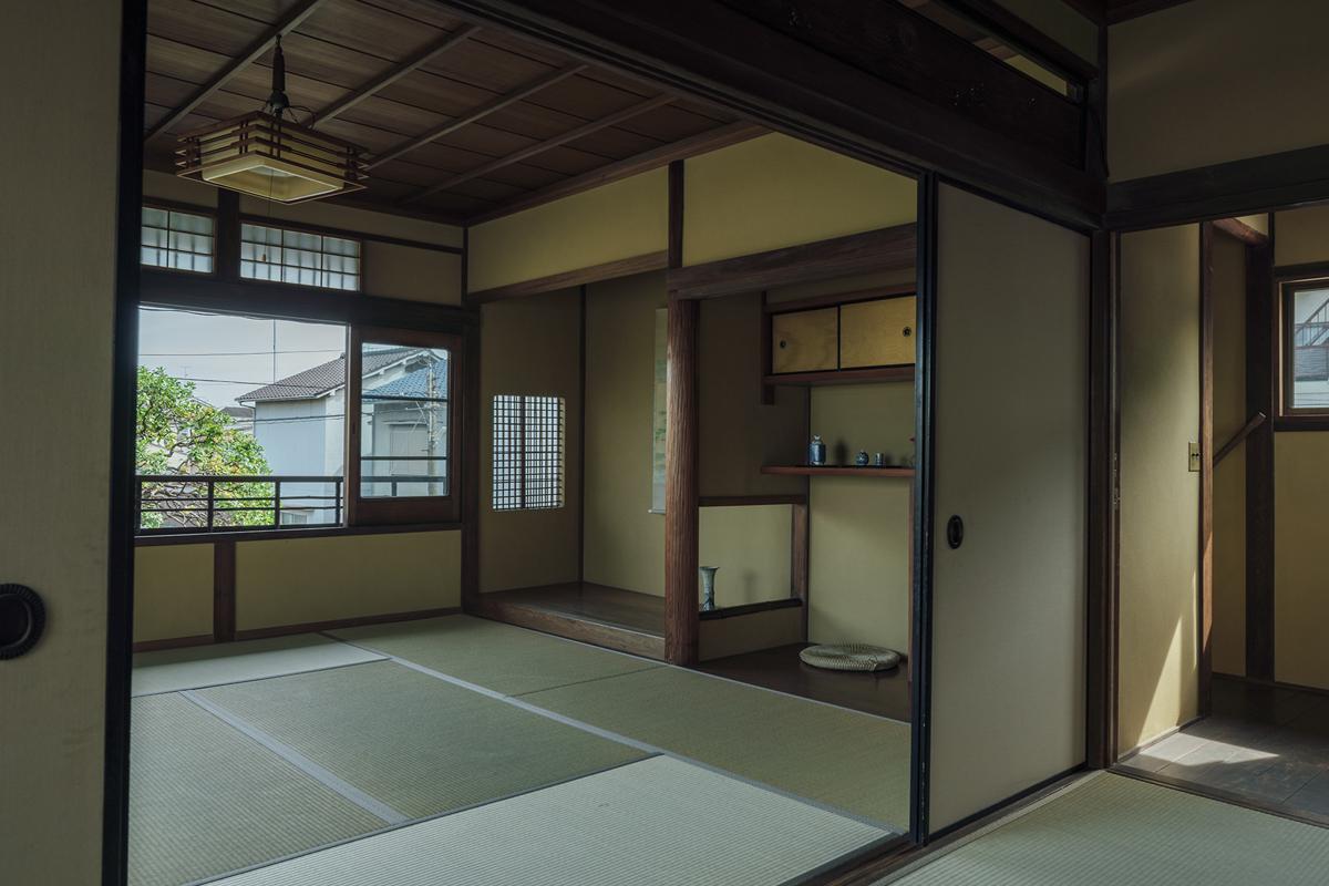 和室 大部屋(2階 202)3